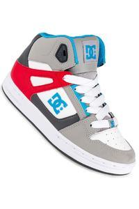 DC Rebound Schuh kids (grey grey red)