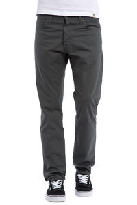 Carhartt WIP Klondike Pant Alabama Jeans (blacksmith rinsed)