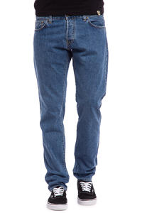 Carhartt WIP Buccaneer Pant Hanford Jeans (blue stone washed)