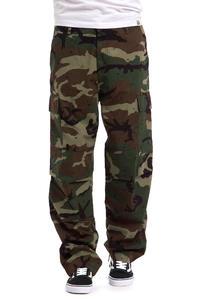Carhartt WIP Cargo Pant Columbia Pants (camo 313 green rinsed)