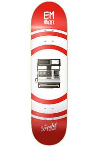 "EMillion Szombati Snapshot Series 8.25"" Deck (red white)"