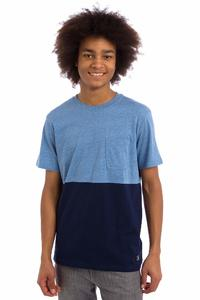 DC Suburban 3 T-Shirt (heather blue)