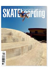 Transworld August 2015 Magazin