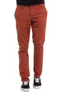 Dickies Slim Skinny Work Pants (brick)