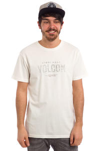 Volcom Stone Made BSC T-Shirt (paint white)