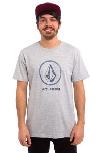 Volcom Fade Stone BSC T-Shirt (heather grey)