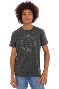 Volcom Pinline Stone T-Shirt (heather black)