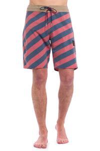 Volcom Stripey Slinger Boardshorts (dust red)