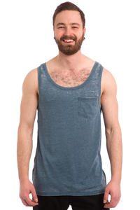 Volcom Oatter Tank-Top (grey blue)
