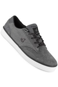 DVS Daewon 14 Suede Canvas Shoe (dark grey)
