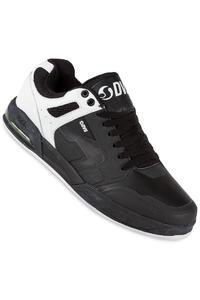 DVS Enduro X Schuh (black white lime)