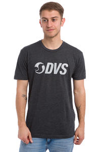 DVS Action Logo T-Shirt (charcoal heather)