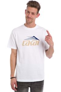 Lakai Tonal Tech T-Shirt (white)