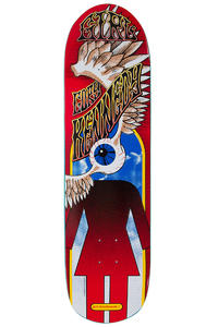 "Girl Kennedy Fillmore 8.5"" Deck (red)"