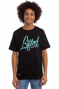 LRG RC Script T-Shirt (black)