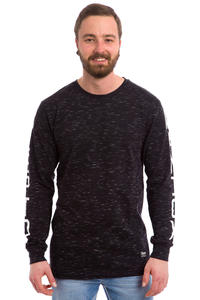Cleptomanicx Greensleeves Longsleeve (black)