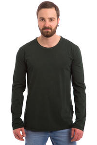 Cleptomanicx Indust 2 Longsleeve (pirate black)