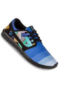 Etnies x Juan Travieso Scout Shoe (black blue)