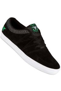 Fallen Roots Schuh (black green)