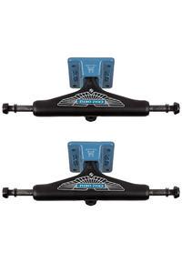 Silver M-Class Ortiz A&M 8.0 Achse (black blue) 2er Pack