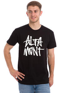 Altamont New Stacked T-Shirt (black)