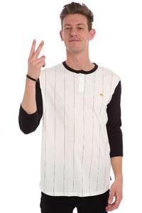 Emerica Hardball 3/4 Longsleeve (white black)