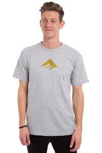 Emerica Triangle 7.1 T-Shirt (grey black)