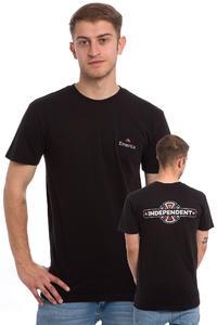 Emerica x Independent T-Shirt (black)