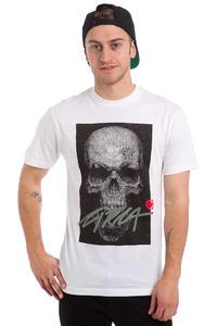 C1RCA Skull T-Shirt (white)