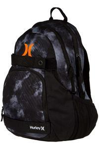 Hurley Honor Roll Printed Rucksack 27L (black black total orange)