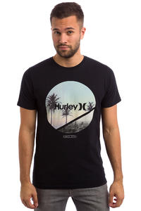 Hurley Crescent Photo T-Shirt (black)