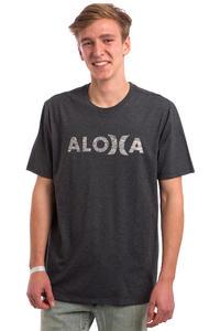Hurley JJF Aloha Push Thru T-Shirt (heather black)