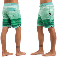 Hurley Phantom Julian Boardshorts (enamel green)