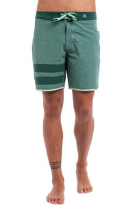 "Hurley Phantom Block Party Heather 16"" Boardshorts (dark emerald)"