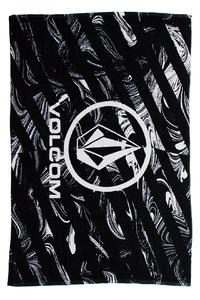 Volcom Twisted Handtuch (black)