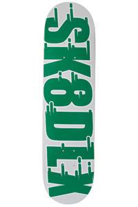 "SK8DLX Swift Series 7.875"" Deck (green)"