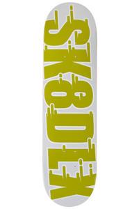 "SK8DLX Swift Series 8.125"" Deck (green)"