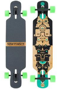 """Ninetysixty Flexkick 39"""" (99cm) Komplett-Longboard"""