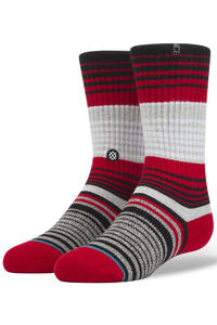 Stance Cardinal Socken US 6-12 (red)