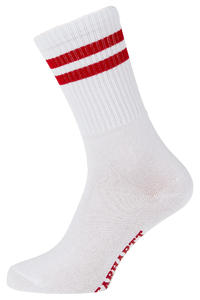 Carhartt WIP College Socken (white fire)