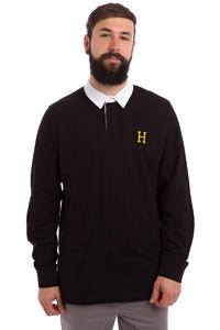 HUF Twickenham Rugby Longsleeve (black)