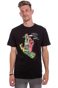 Santa Cruz Smokin Hand T-Shirt (black)