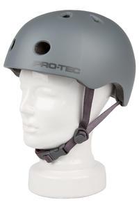 PRO-TEC Street Lite Helm (satin grey)