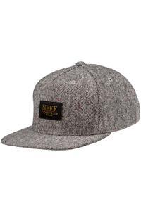 Neff Kinley Strapback Cap (grey)
