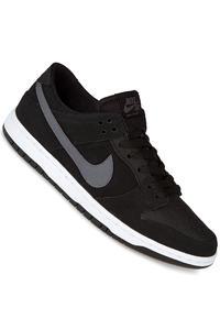 Nike SB Dunk Low Pro Ishod Wair Shoe (black white light graphite)