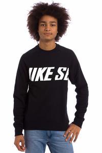 Nike SB Everett Motion Sweatshirt (black white)