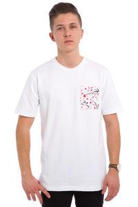 Nike SB Heavyweight Cherry Blossom T-Shirt (white)