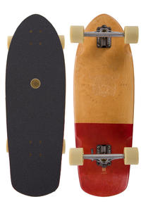 "Globe Stubby 30"" (76cm) Cruiser (half dip natural red)"