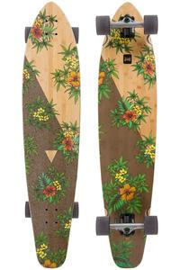 """Globe Byron Bay 43"""" (108,5cm) Complete-Longboard (bamboo hibiscus)"""