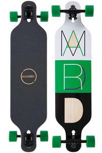 """Madrid Trance DT 39"""" (99,5cm) Komplett-Longboard (cutout 2)"""